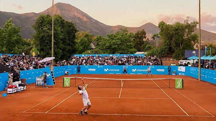 Teniste, 2021 yılının ilk ATP Challenger turnuvası İstanbul'da başlıyor