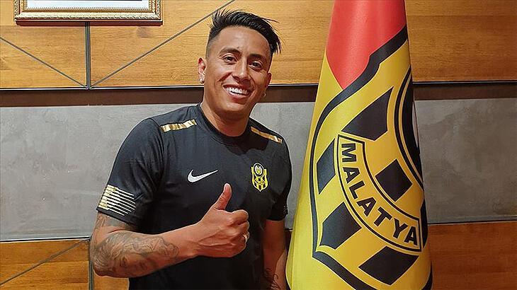 Son dakika | Yeni Malatyaspor'da Christian Cueva ile yollar ayrıldı