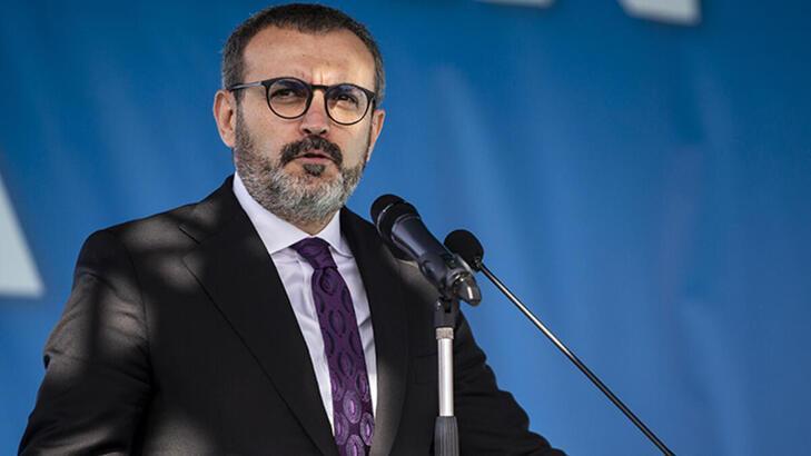 AK Parti Genel Başkan Yardımcısı Ünal'dan flaş açıklamalar