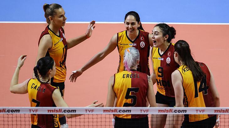 Galatasaray HDI Sigorta, CEV Kupası'nda son 16 ve çeyrek final turuna ev sahipliği yapacak