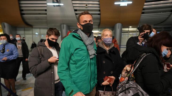 Almanya: Rusya derhal Navalny'yi serbest bıraksın