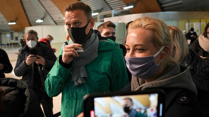 İngiltere, Rus muhalif Navalnıy'ın derhal serbest bırakılmasını istedi