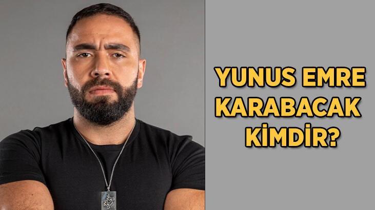 Survivor Yunus Emre Karabacak kimdir, kaç yaşında? Survivor Yunus Emre Karabacak'ın babası kim?