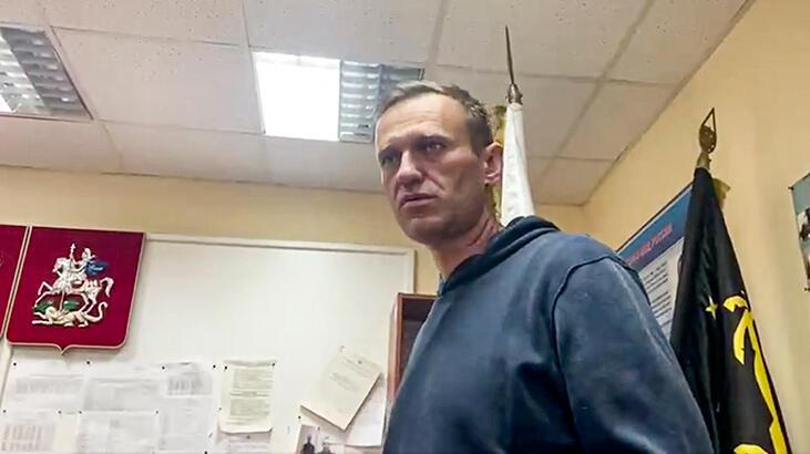 """NATO'dan Rusya'ya """"Navalnıy'ı serbest bırakın"""" çağrısı"""