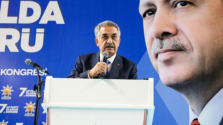 AK Partili Yazıcı'dan 'asla haksızlığı kabul etmeyiz' mesajı