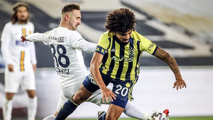 Fenerbahçe - Ankaragücü: 3-1
