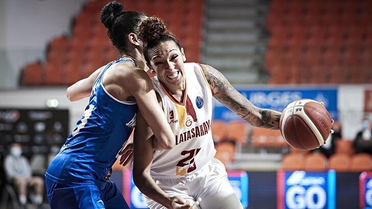 Galatasaray - Basket Landes: 89-63