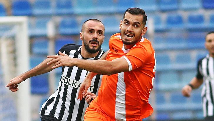Adanaspor'da Ozan Papaker ile yollar ayrıldı