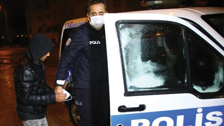 Adana'da babası darp edilerek kaçırılan çocuk kurtarıldı
