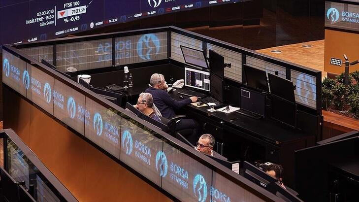 Borsa güne rekorla başladı