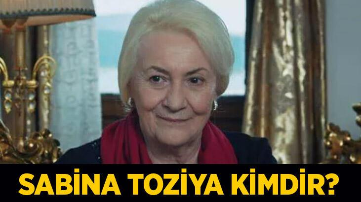 EDHO Hayriye Çakırbeyli - Sabina Toziya kimdir, kaç yaşında? Sabina Toziya nereli?