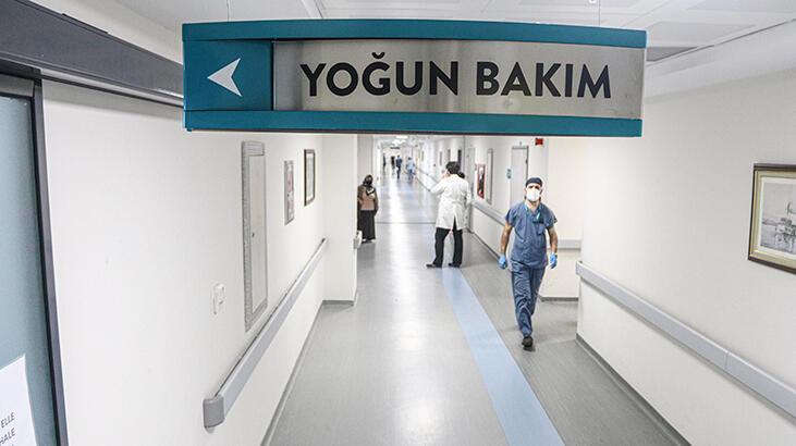 Ankara'da pandemi hastanelerinin yükü azaldı