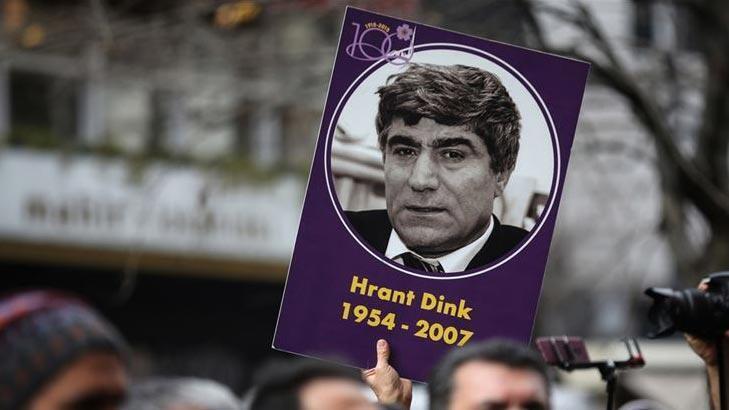 Hrant Dink cinayetinin 14. yılı! 'FETÖ'cü polisler kasten gizledi'