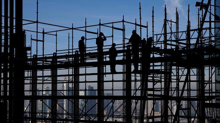 AB'de inşaat üretimi yükseldi