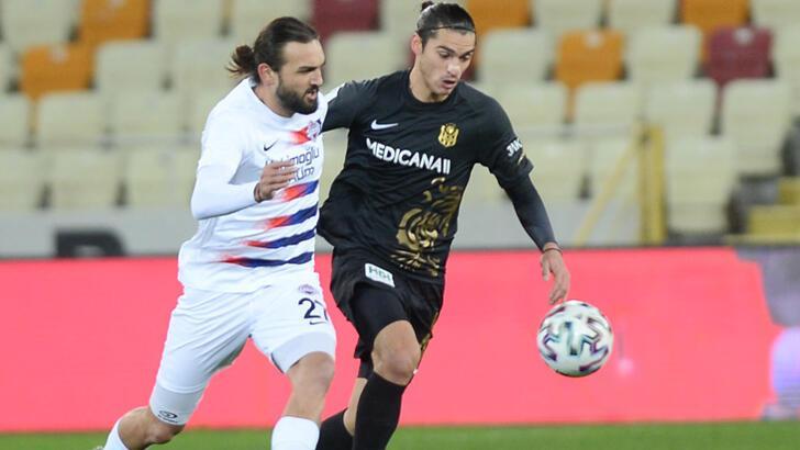 Son dakika | Yeni Malatyaspor, Murat Akça ile yollarını ayırdı