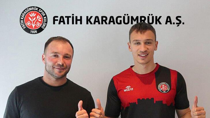Son dakika transfer haberleri | Karagümrük, Fenerbahçe'den Serhat Ahmetoğlu'nu kiraladı