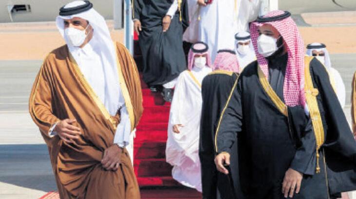 Katar, BAE aleyhinde Dünya Ticaret Örgütüne sunduğu iki davayı askıya aldı