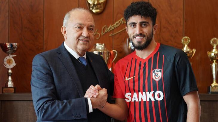 Gaziantep FK, Bilal Başacıkoğlu'nu transfer etti