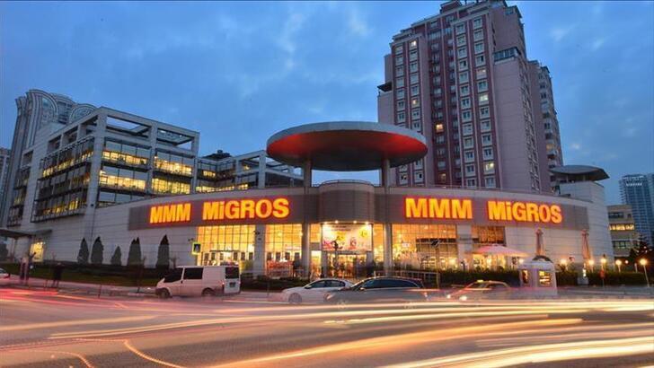 Migros'ta büyük pay satışı