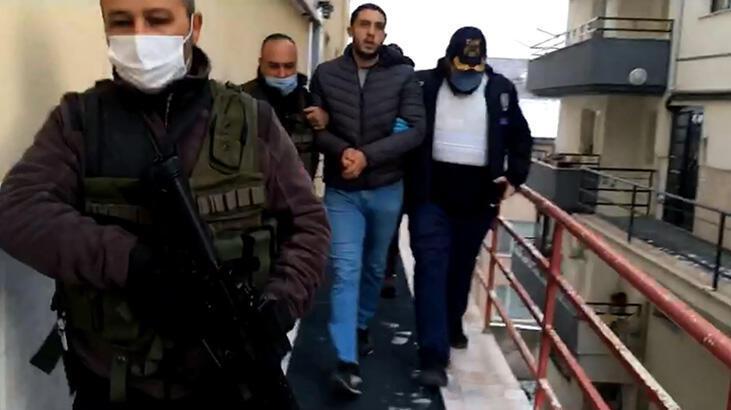 Ankara'da terör operasyonunda 3 gözaltı