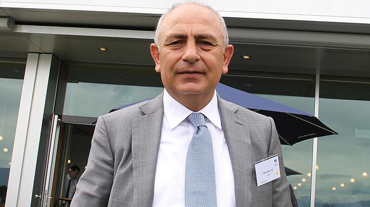Fatih Karagümrük Başkanı Süleyman Hurma'dan transfer açıklaması