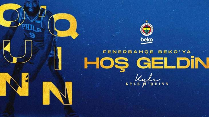 Son dakika transfer haberleri | Kyle O'Quinn resmen Fenerbahçe Beko'da