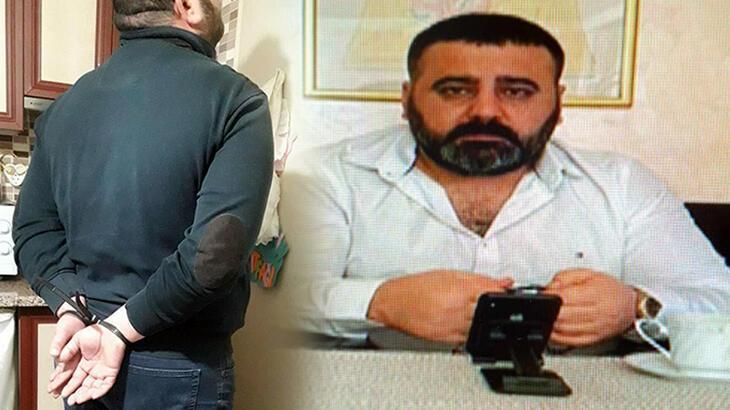 Gürcistan'a kaçan örgüt lideri Camgöz'ün adamlarına operasyon!