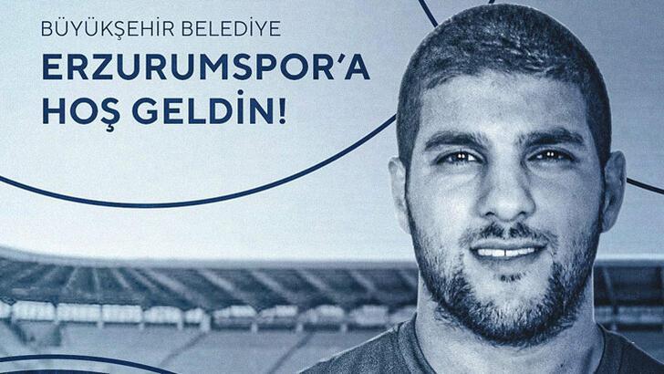 Son dakika | Büyükşehir Belediye Erzurumspor, El Kabir'i transfer etti
