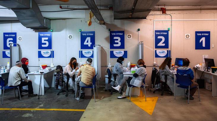 İsrail: Pfizer/BioNTech aşısının ilk dozu, şirketin açıkladığından daha az koruma sağlıyor