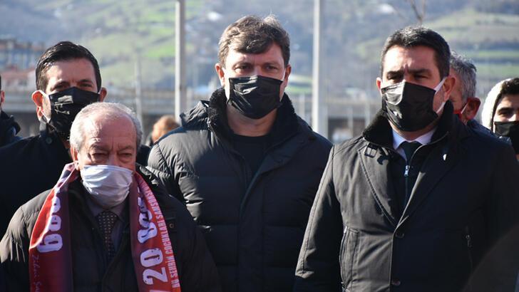 Samsunspor'un 32 yıllık acısı! Sağlam'dan açıklama...