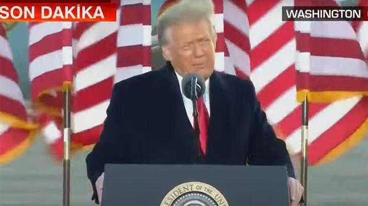 Son dakika... Trump'tan 'tıbbi mucize' iddiası!