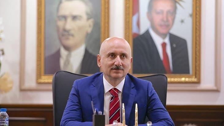 Bakan Karaismailoğlu açıkladı: Yüzde 27,3 tamamlandı