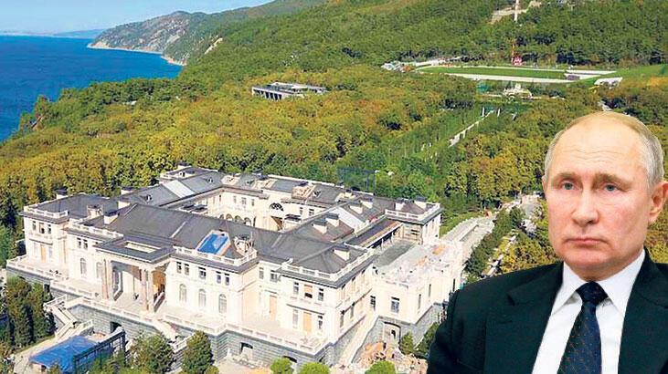 'Putin'in sarayında kumarhane' iddiası