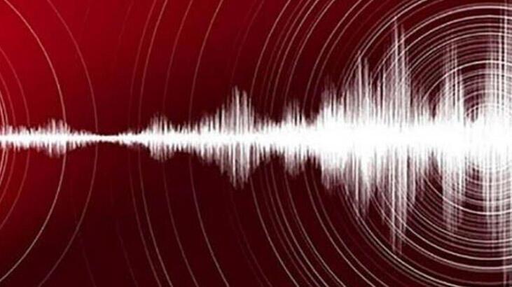 Son dakika... Ege Denizi'nde peş peşe depremler