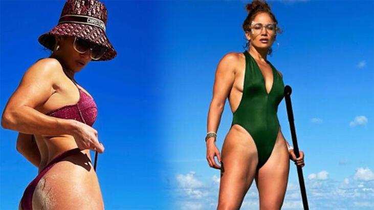 Jennifer Lopez'den botoks açıklaması