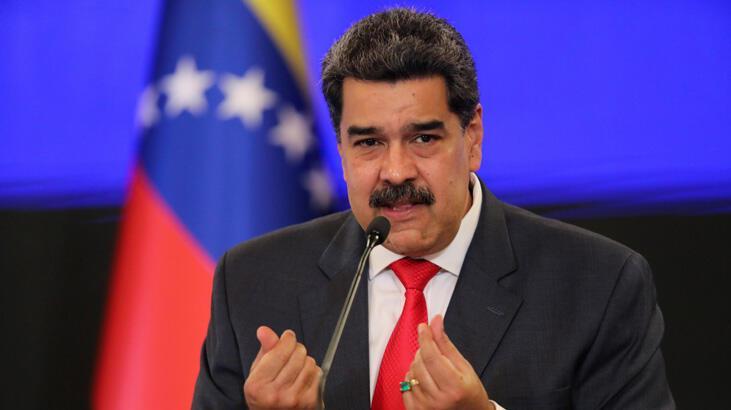 Maduro'dan ABD'nin yeni lideri Biden'a zeytin dalı