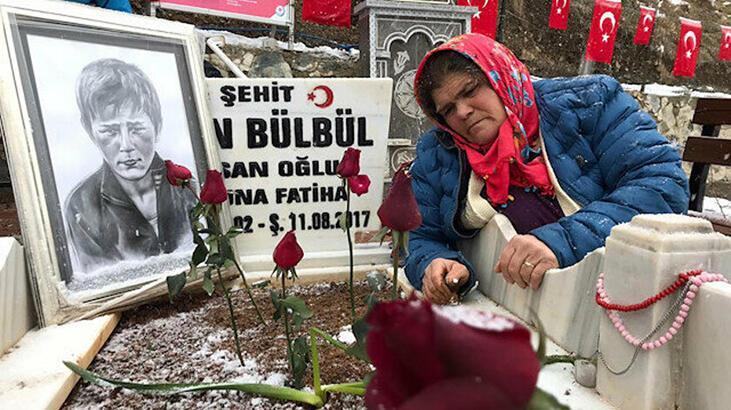 Anne Ayşe Bülbül'den 'Eren operasyonu' teşekkürü: Gurur duydum, kanı yerde kalmadı