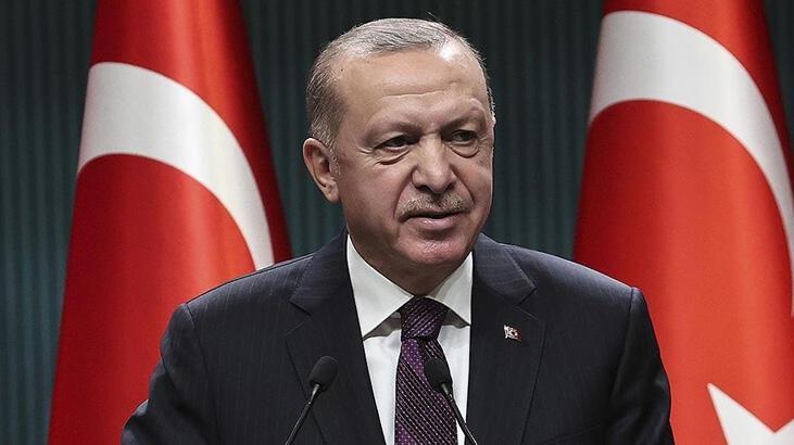 Cumhurbaşkanı Erdoğan paylaştı! 'Bugün canlı bağlantıyla katılacağım'