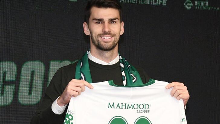 Konyaspor'da Amar Rahmanovic imzaladı