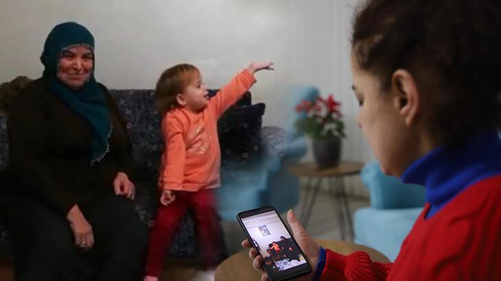 Annesinden geriye bir tek video kaldı! Depremden 16 saat sonra...