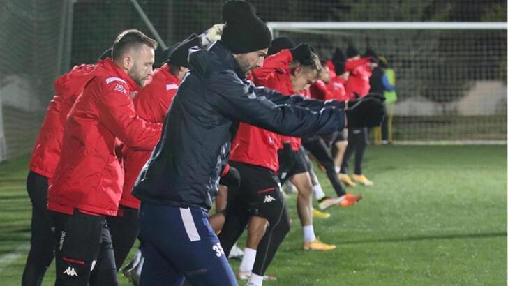 Antalyaspor'da Konyaspor maçı öncesi 6 eksik