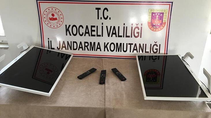 Son dakika... Kocaeli'de otelde şoke eden olay! 96 televizyon çaldı