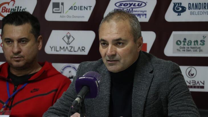 Bandırmaspor TFF 1. Lig'de sezona kaldığı yerden devam etmek istiyor