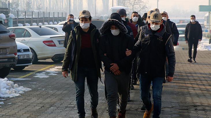 Düzce'de DEAŞ operasyonu! 9 şüpheli yakalandı