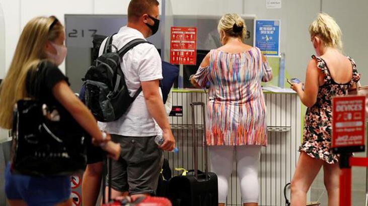 Alman seyahat şirketlerinin satışları düştü