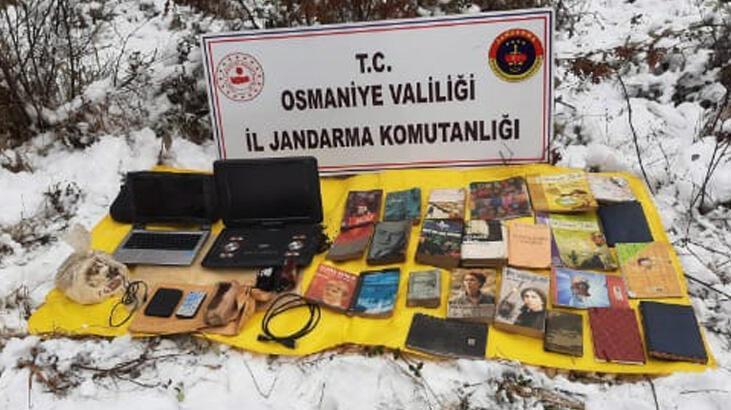 Osmaniye'de PKK'ya operasyon!