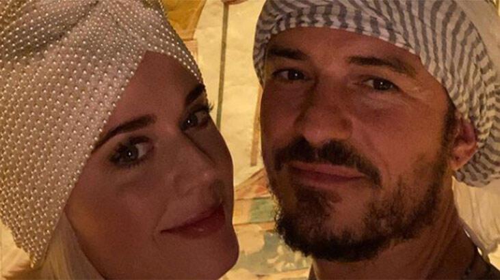 Orlando Bloom'dan Katy Perry'e: Bir gün kızımız da görecek