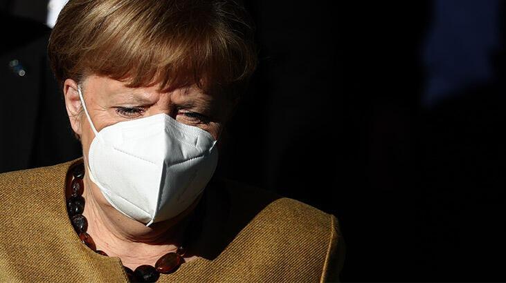 Merkel: 'Günlük ölü sayısı şok edici derecede yüksek'