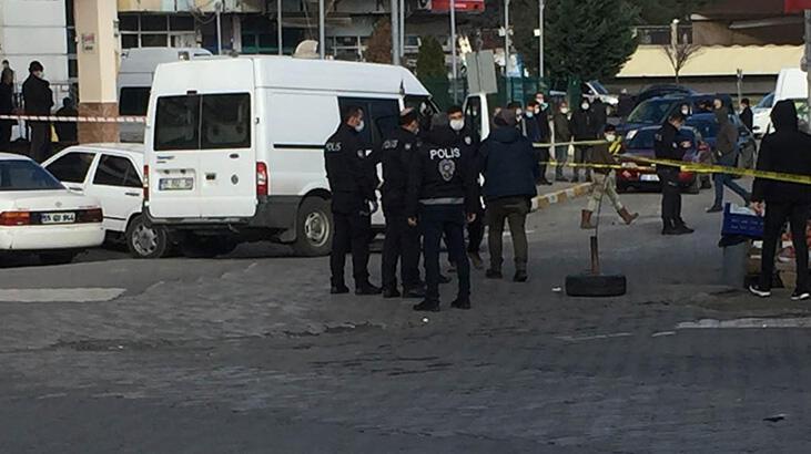 Samsun'da yeğeniyle tartıştı, Emniyet Müdürlüğü önünde vurdu