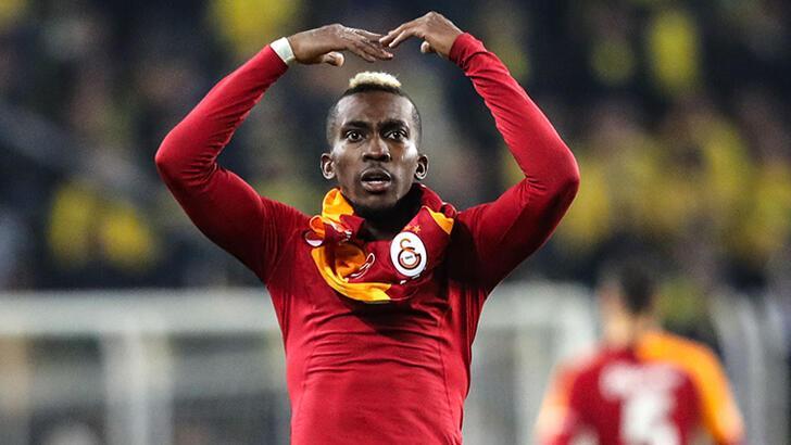 Son dakika - Galatasray'ın yeni transferi Henry Onyekuru uçağı kaçırdı!